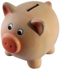 Il salvadanaio, il primo passo per il risparmio